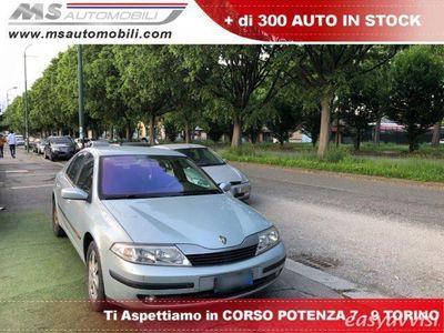 used Renault Laguna 1.9 dCi 120cv Berlina Pelle Unicoproprietario