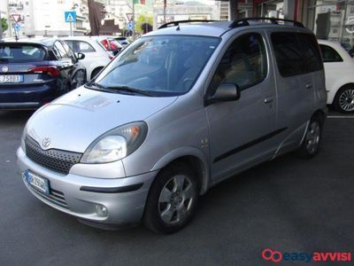 käytetty Toyota Yaris Verso 1.3i 16V cat Luna