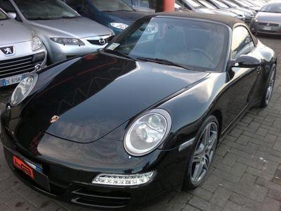 usata Porsche 911 Carrera 4 Cabriolet Cabrio