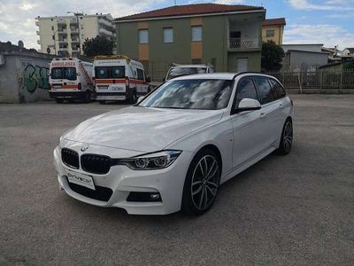 usata BMW 318 Serie 3 Touring d Msport
