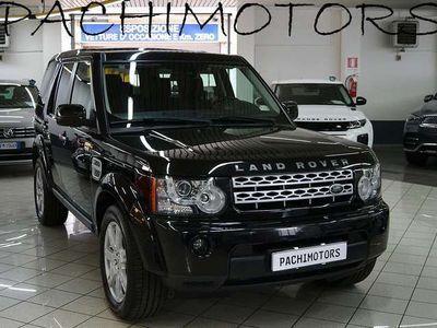 usata Land Rover Discovery 4 3.0 SDV6 245CV SE usato
