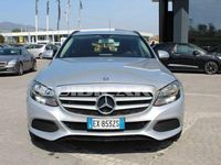 usata Mercedes C220 C SWd (BT) Exclusive auto