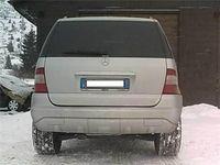 usata Mercedes ML270 turbodiesel cat CDI