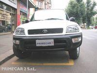 usata Toyota RAV4 RAV 42.0i 16V cat 3 porte Fuoristrada