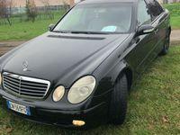 gebraucht Mercedes E220 classeCDI perfetta