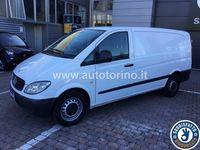 used Mercedes Vito 120 cdi long Fap