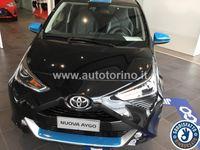 käytetty Toyota Aygo AYGO1.0B M 5P X-TREND MY18