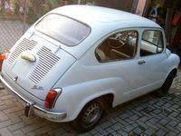 gebraucht Fiat 600D 1968 conservata uniproprietario
