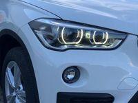 używany BMW X1 sDrive18d automatica