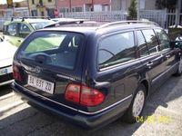 usata Mercedes E250 turbodiesel cat S.W. Elegance 150cv
