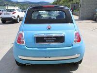 brugt Fiat 500C 500C1.3 Multijet 16V 95 CV Pop