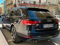 usata Audi A4 A4 2.0 TDI 190 CV clean diesel multitronic Advanced