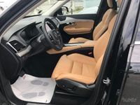 "brugt Volvo XC90 D5 AWD Geartronic 7 posti Inscription +22""+20"""
