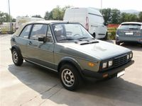 usata VW Golf Cabriolet anno 1982