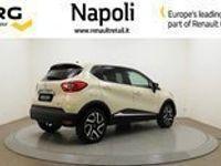 usata Renault Captur dCi 8V 90 CV Start&Stop Energy R-Link del 2014 usata a Pozzuoli