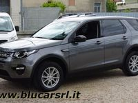 begagnad Land Rover Discovery Sport 2.2 SD4 S
