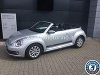 brugt VW Maggiolino MAGGIOLINOcabrio 1.6 tdi Design 105cv dsg
