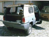 sold fiat panda 4x4 rock moretti used cars for sale. Black Bedroom Furniture Sets. Home Design Ideas
