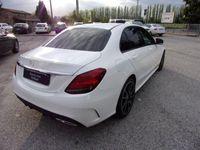 used Mercedes C220 Classe C-W205 2018 Berlina D. 220d Premium auto