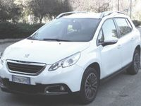 second-hand Peugeot 2008 1.6 e-hdi Active 92cv Stop&Start anno 2015