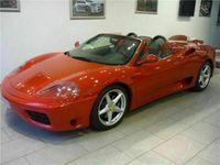 usata Ferrari 360 Modena Spider F1