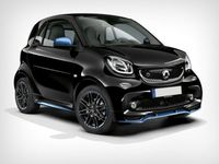 used Smart ForTwo Coupé 90 0.9 Turbo twinamic british green