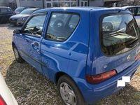brugt Fiat Seicento 1.1i cat Active