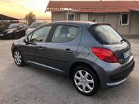 used Peugeot 207 2007 1.6 diesel 90 cv 5 porte x-line
