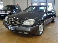 usata Mercedes CL500 SEC ISCRITTA ASI