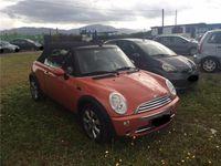 usata Mini Cooper Cabriolet 1.6 16V INTERNI IN PELLE