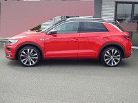 usata VW T-Roc Sport 2x R-line Tsi +19 Zoll+panorama+fahr