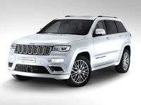 gebraucht Jeep Grand Cherokee 6.4 V8 HEMI SRT