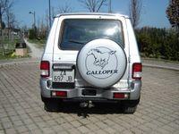 usata Hyundai Galloper LUSSO UN VERO FUORISTRADA Coupe'