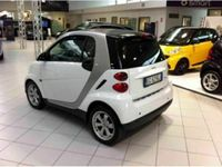 usata Smart ForTwo Coupé 1ª serie 52 kW MHD White Tailor Made