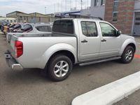usata Nissan Navara DC LE 2.5DCI AUTOMATICO