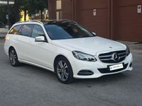usata Mercedes E220 CDI S.W. BlueEFFICIENCY AVANTGARDE