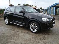 used BMW X3 XDRIVE 20D 190cv XLINE - 2014