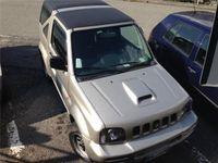 usata Suzuki Jimny 1.5 DDiS cat 4WD JLX
