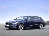 used Mercedes CLA200 d S.W. Automatic Executive