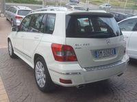 usata Mercedes GLK220 cdi sport