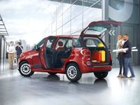 käytetty Fiat 500L Pro 1.3 MJT 95CV Pop Star 4 posti (N1)