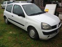 usata Renault Clio 1.5 dCi 65CV cat 3 porte Access Van Coupe'