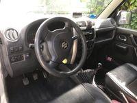 second-hand Suzuki Jimny 1.3i 16V cat Cabrio 4WD JLX