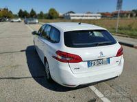 usata Peugeot 308 sw euro 6b tagliandata