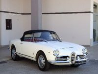 gebraucht Alfa Romeo Giulia Spider 1.6 - Freni a Disco -1965