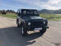 brugt Land Rover Defender 90 2.4 TD4 Station Wagon E N