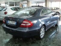 usata Mercedes CLK200 Kompr. TPS cat Avantgarde Coupe'