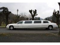 usata Lincoln Town Car Limousine