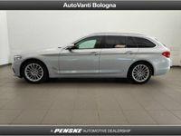 brugt BMW 520 Serie 5 d Touring Business