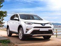 usata Toyota RAV4 2.5 Hybrid 4WD Dynamic